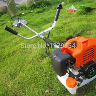 Heavy Duty 52cc Petrol Powered Grass Rice Wheat Cutter Harvest Cutter Brush Cutter Cropper Garden Tools Agricultural machine