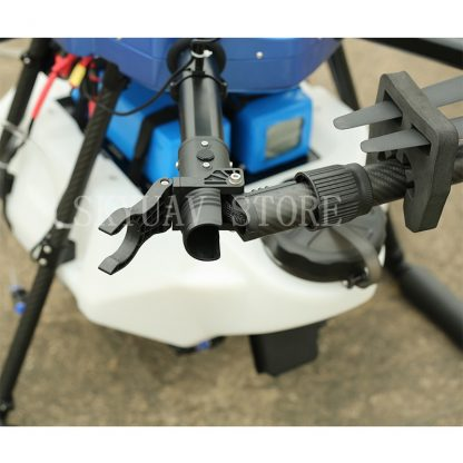 EFT E616S 6 Axis 16L spraying gimbal system Folding Quadcopter Spray pump Agriculture drone